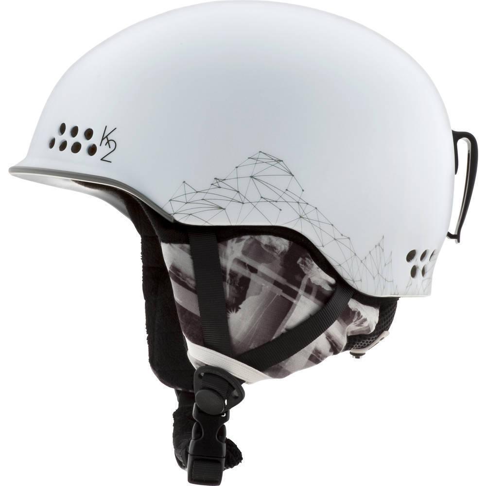 Kask K2 Ally biały