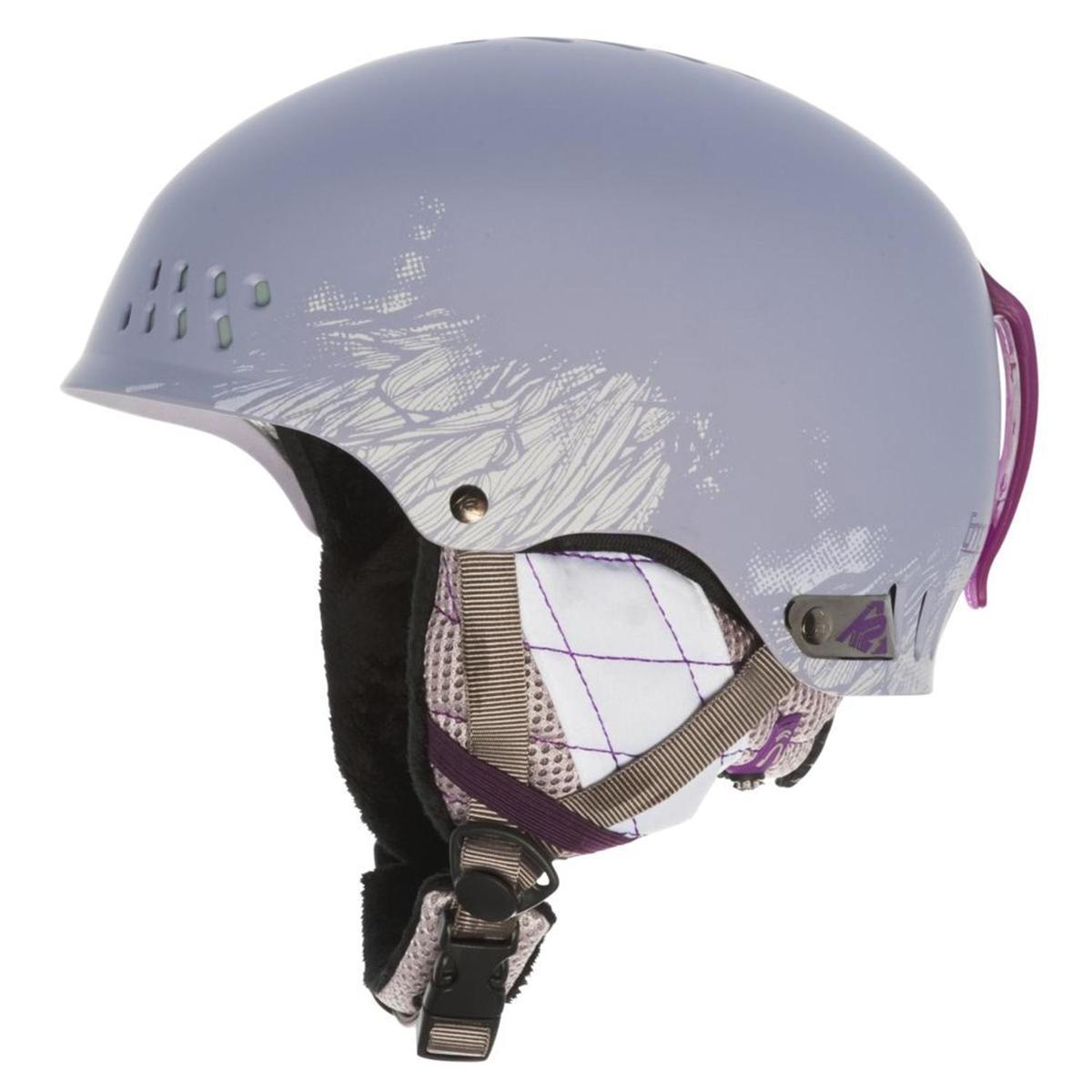 Kask K2 Emphasis jasny fioletowy