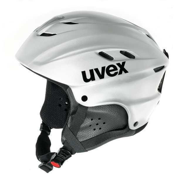 Kask Uvex X-ride classic srebrny