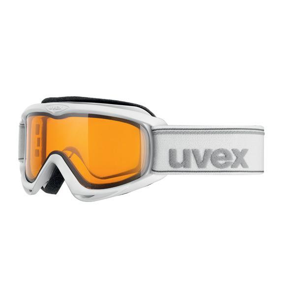 Gogle Uvex Snowfire white