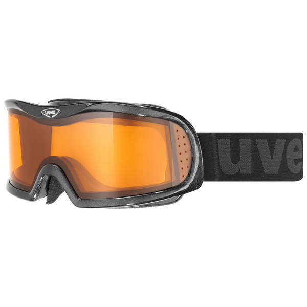 Gogle Uvex Vision optic l black metallic