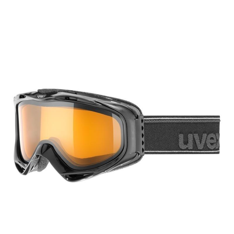 Gogle Uvex G.gl 300 black