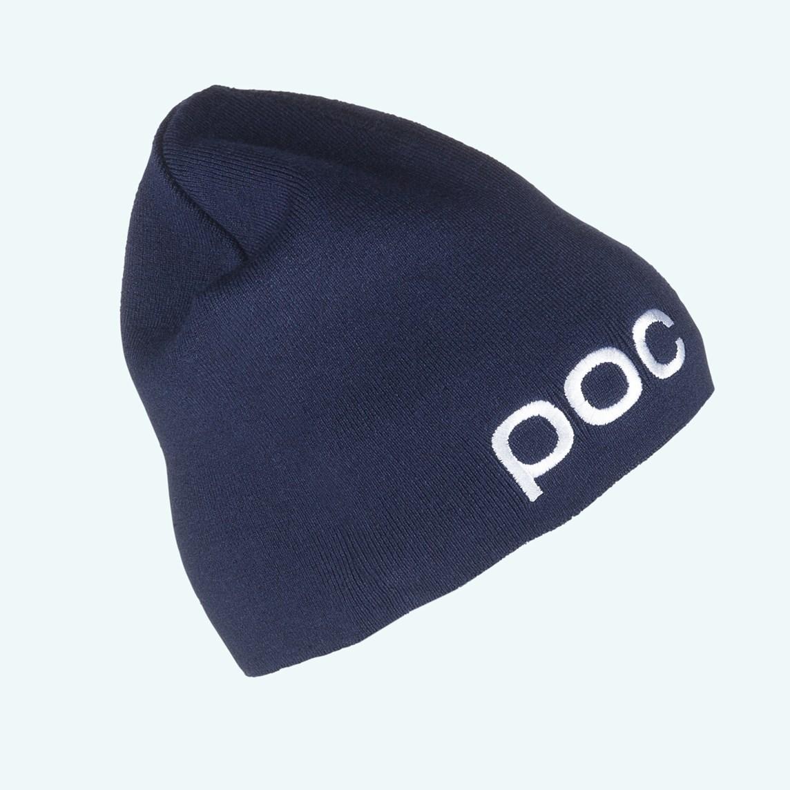 Czapka Poc Corp Beanie niebieska