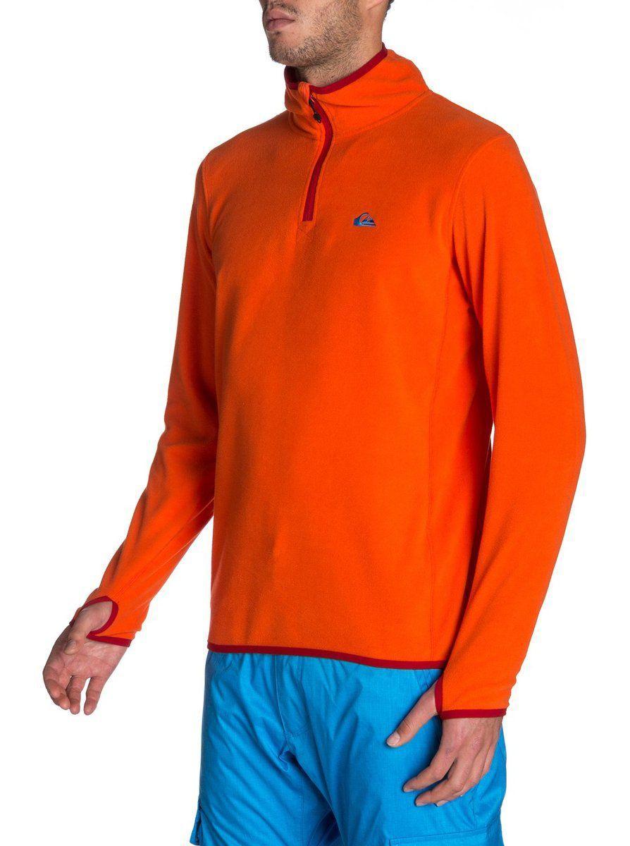 Polar Quiksliver Rocky HZ z boku pomarańczowy