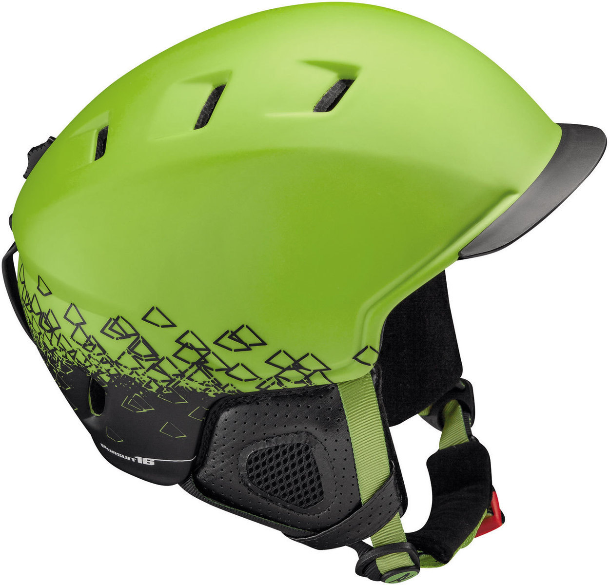 Kask Rossignol Pursuit 16 zielony