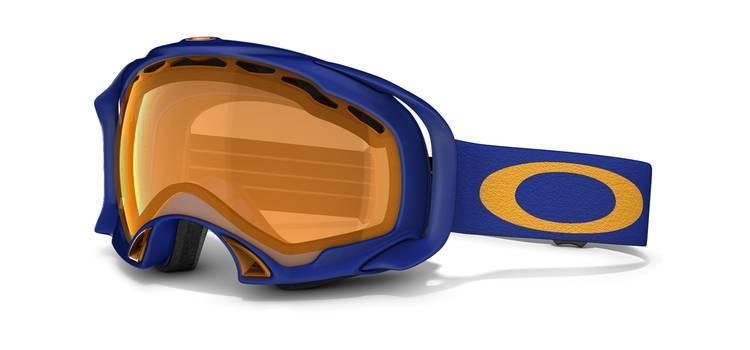 Gogle Oakley Splice Sapphire|Persimon
