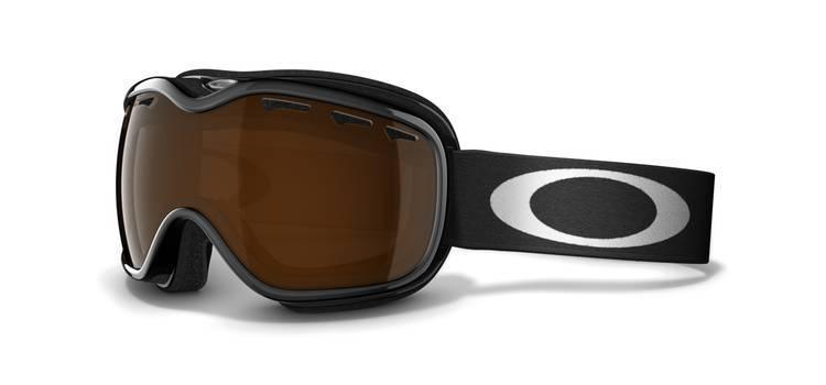 Gogle Oakley Stockholm Jet Black|Black Iridium