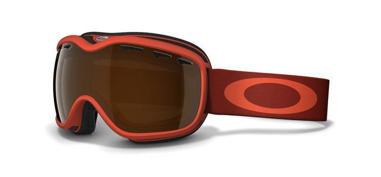 Gogle Oakley Stockholm Grenadine|Black Iridium