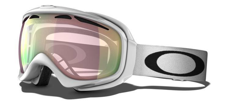 Gogle Oakley Elevate Polished White|VR50 Pink Iridium