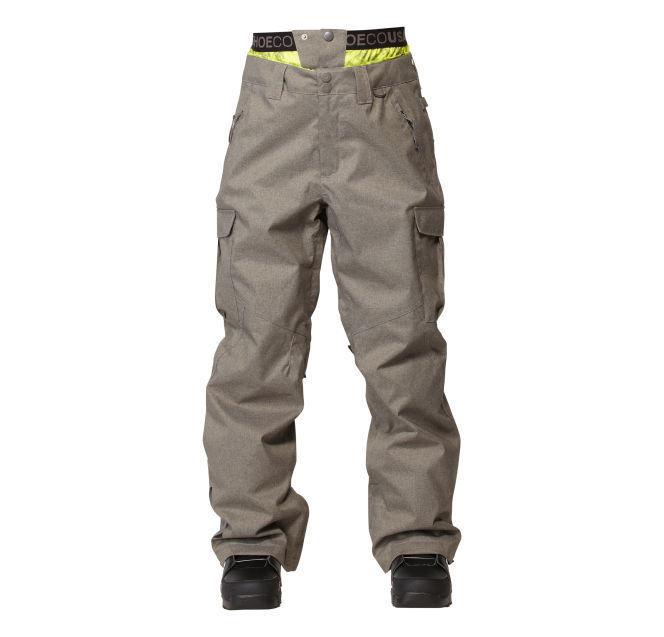 Spodnie DC Donon 14 szare