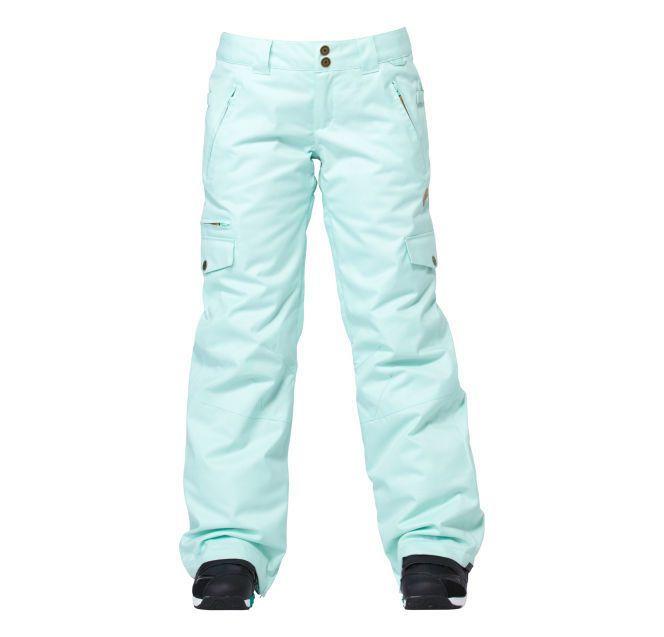 Spodnie DC Scarlett niebieskie