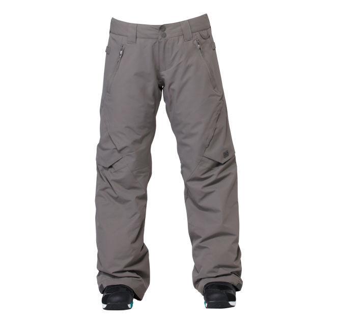 Spodnie DC Lace szare