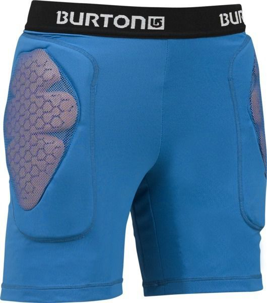 Spodenki ochronne Burton Youth Base Layer Short  niebieskie