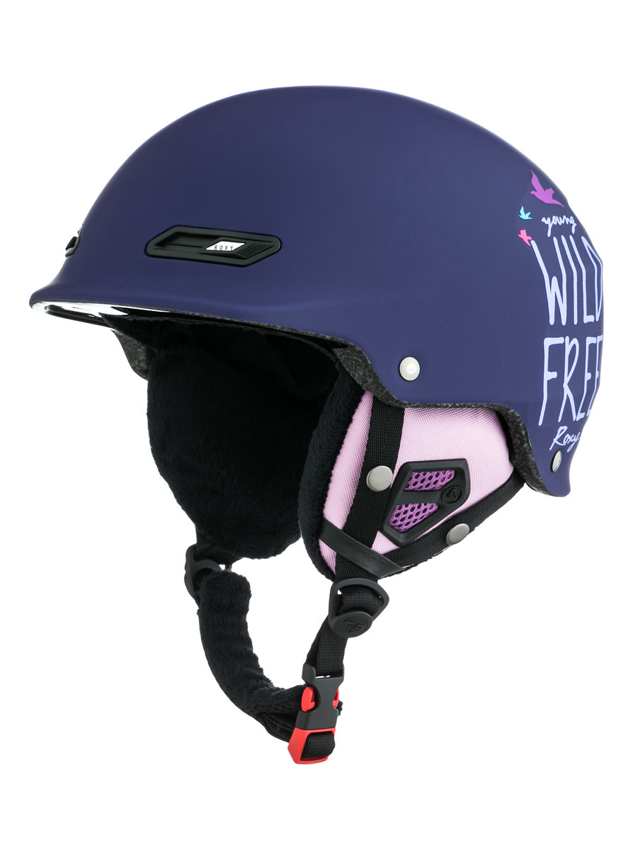 Kask Roxy Power Powder granatowy