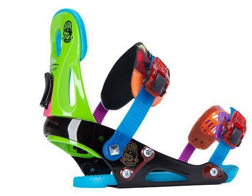 Wiazania snowboardowe Ride Phenom