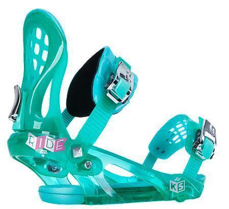 Wiazania snowboardowe Ride KS