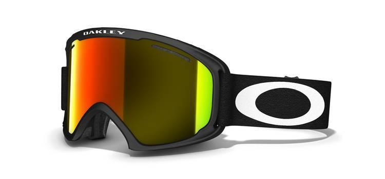 Gogle Oakley O2 XL Matte Black