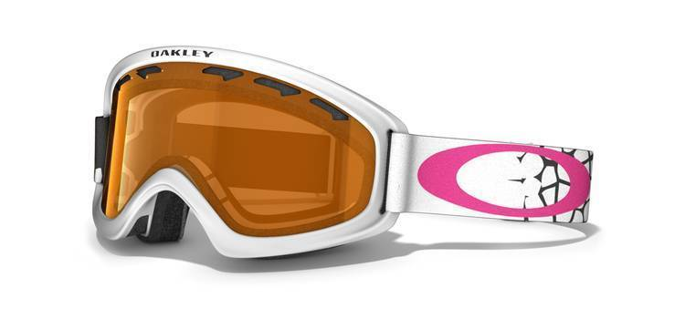 Gogle Oakley O2 XS White Pebble Stone