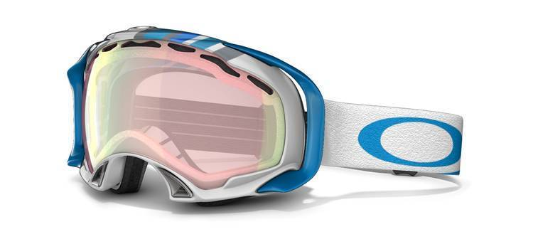 Gogle Oakley Splice Slalom Blue-White