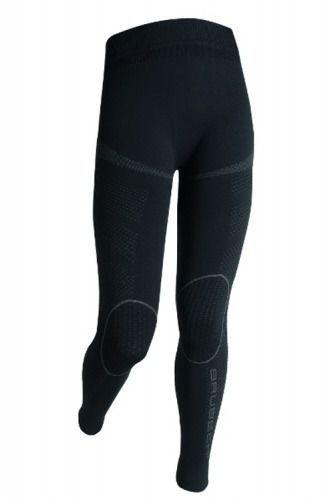 Spodnie juniorskie Brubeck Thermo czarne