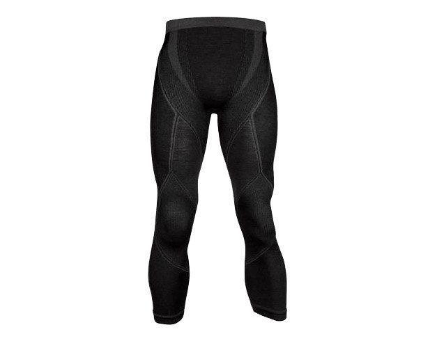 Spodnie męskie Brubeck Extreme Merino czarne