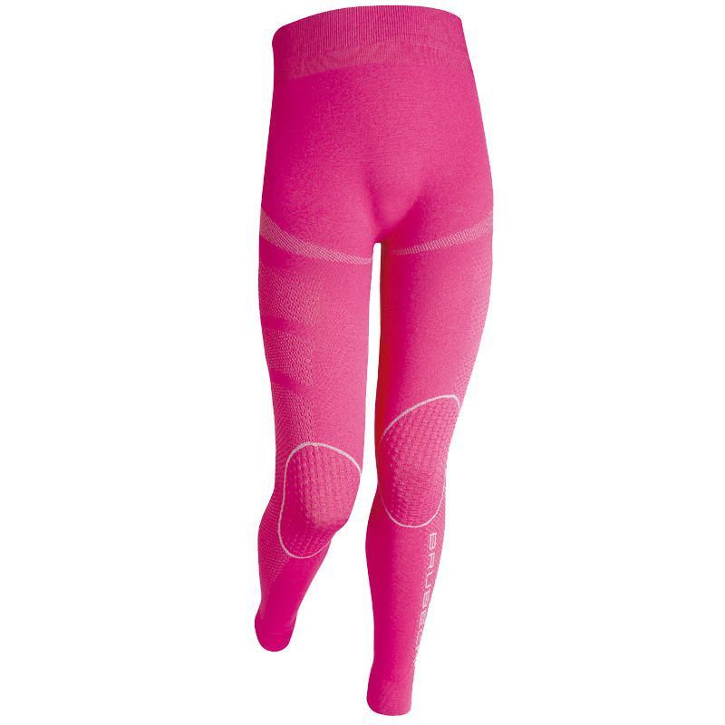Spodnie juniorskie Brubeck Thermo różowe