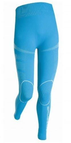 Spodnie juniorskie Brubeck Thermo niebieskie