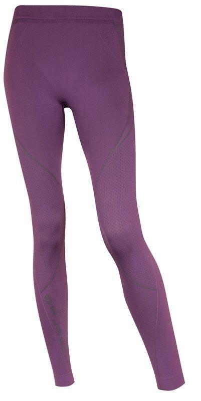 Spodnie damskie Brubeck Thermo fioletowe