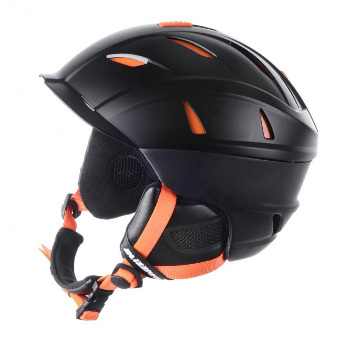 Kask Blizzard Power czarny|pomarańczowy