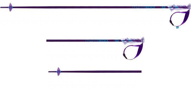 Kijki narciarskie Voelkl Phantastick 2 fioletowe