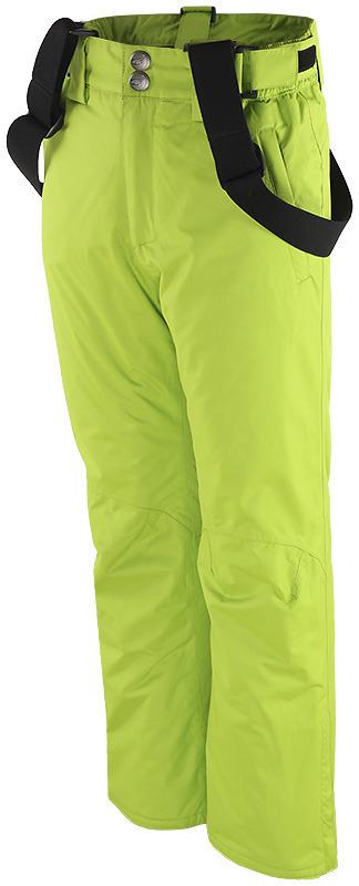 Spodnie 4F JSPUN001 zielone