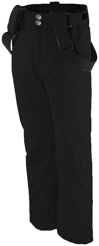 Spodnie 4F JSPUN001 czarne
