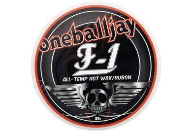 Wosk Oneballjay F-1 Rub  On