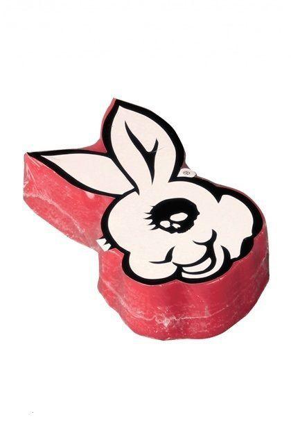 Wosk Oneballjay Mad Bunny czerwony