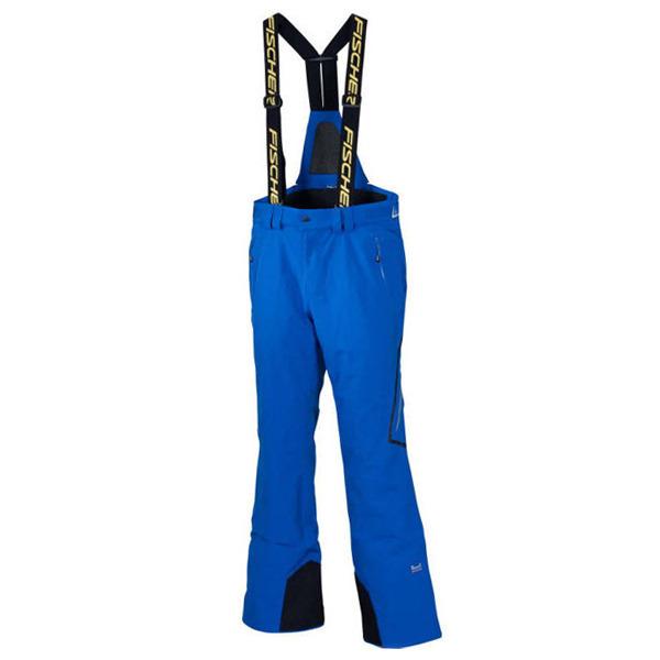 Spodnie Fischer Ontario niebieskie
