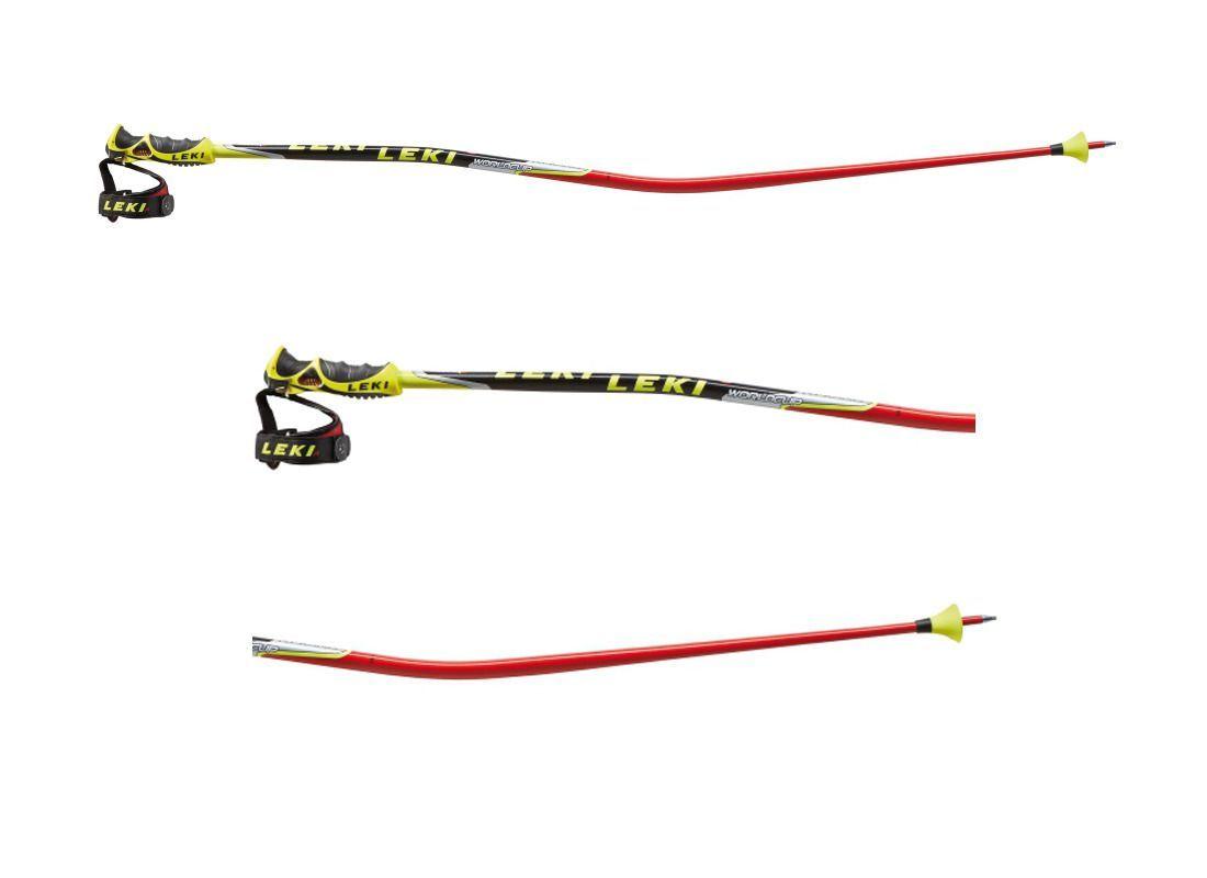 Kije narciarskie Leki WCR GS