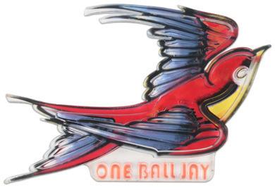 Podkładka Oneballjay Sparrow