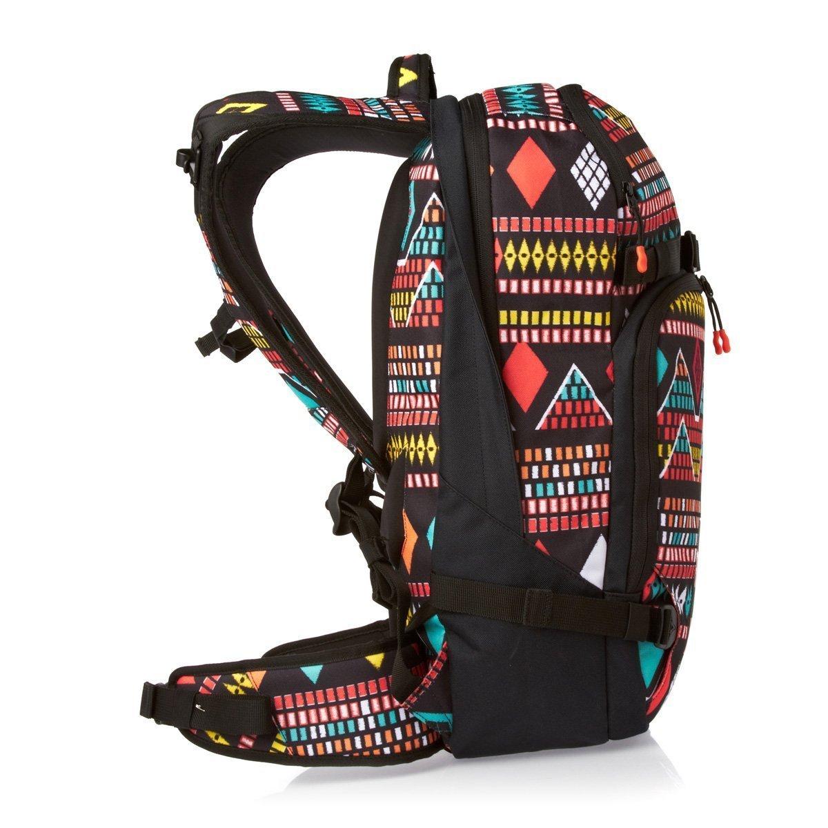 Plecak Roxy Tribute Backpack Indies wielokolorowy bok
