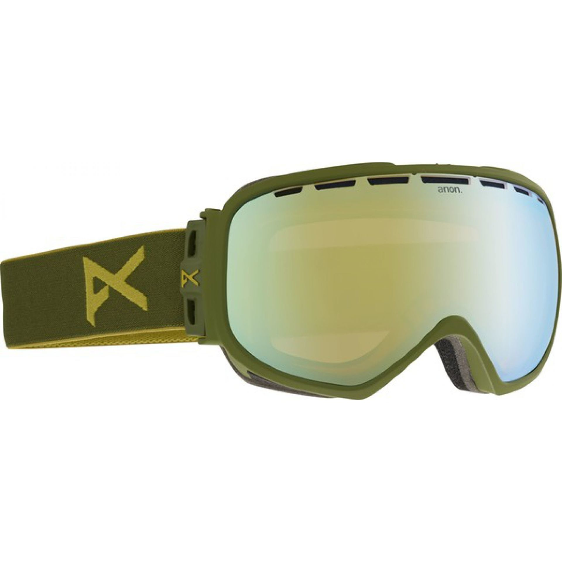 GOGLE ANON INSURGENT BOYSCOUT|GOLD CHROME