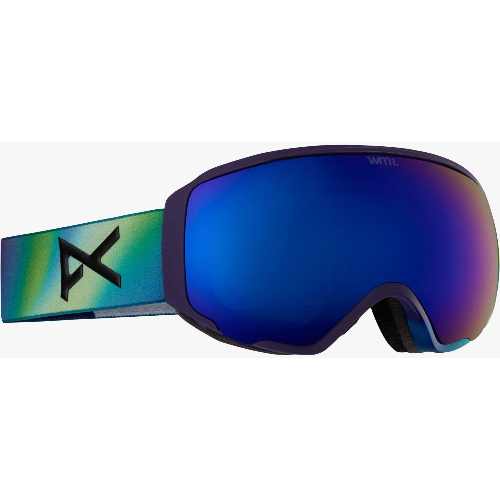 GOGLE ANON WM1 AUSTALIS BLUE COBALT