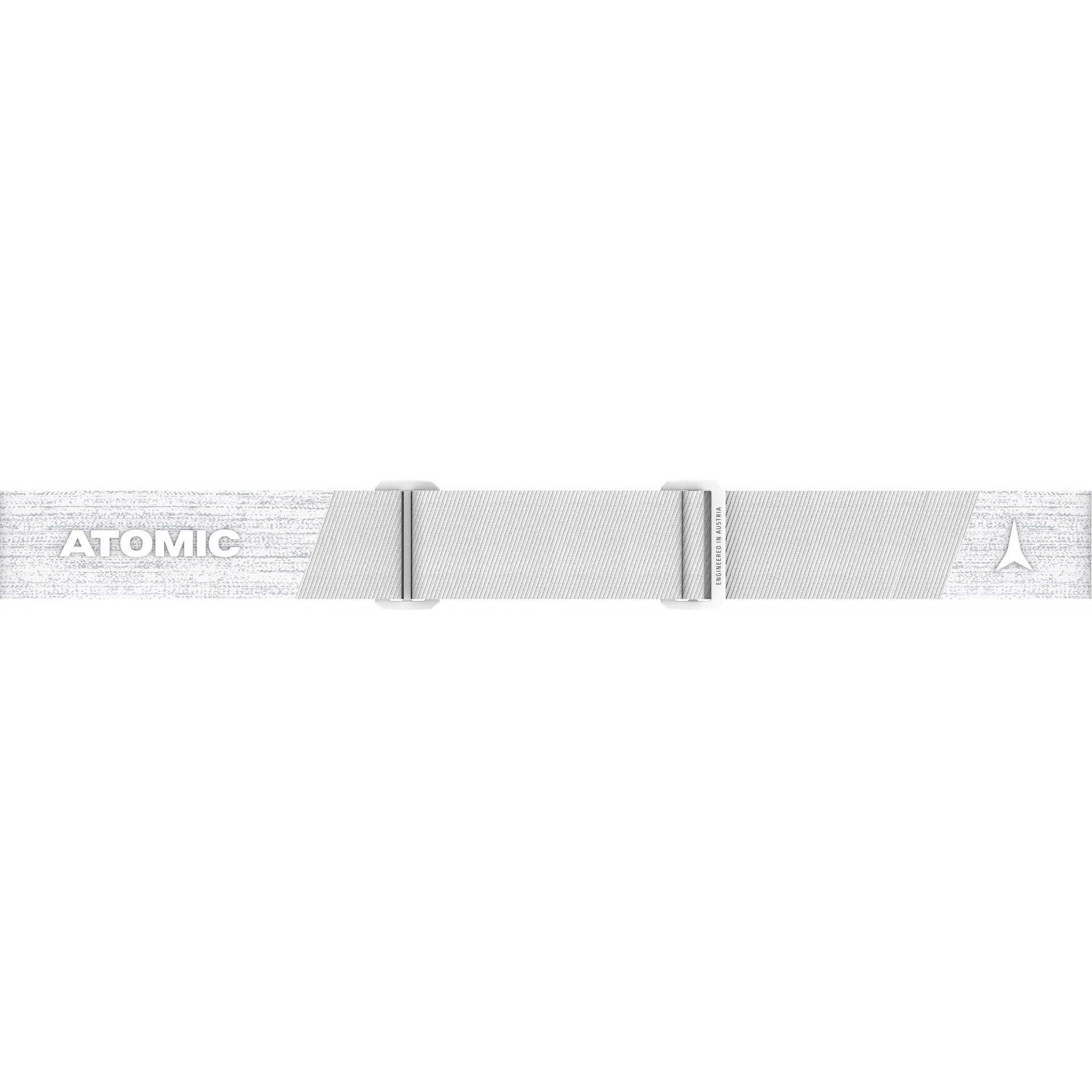 GOGLE ATOMIC COUNT S 360° HD WHITE AN5106032 PASEK