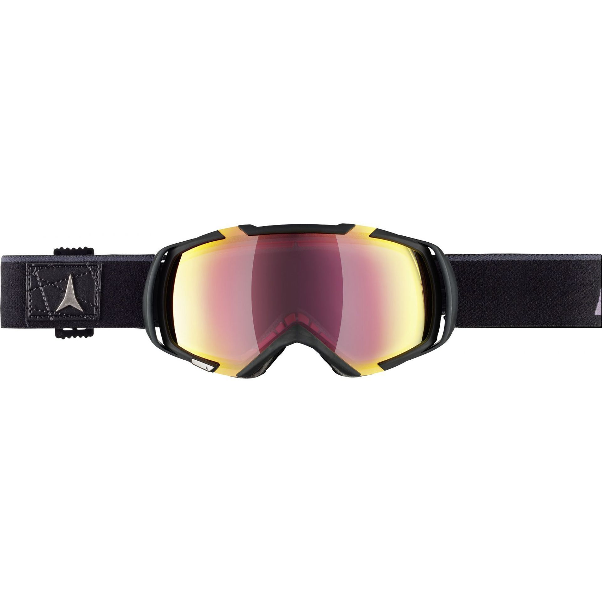 GOGLE ATOMIC REVEL 3 M BLACK|LIGHT RED