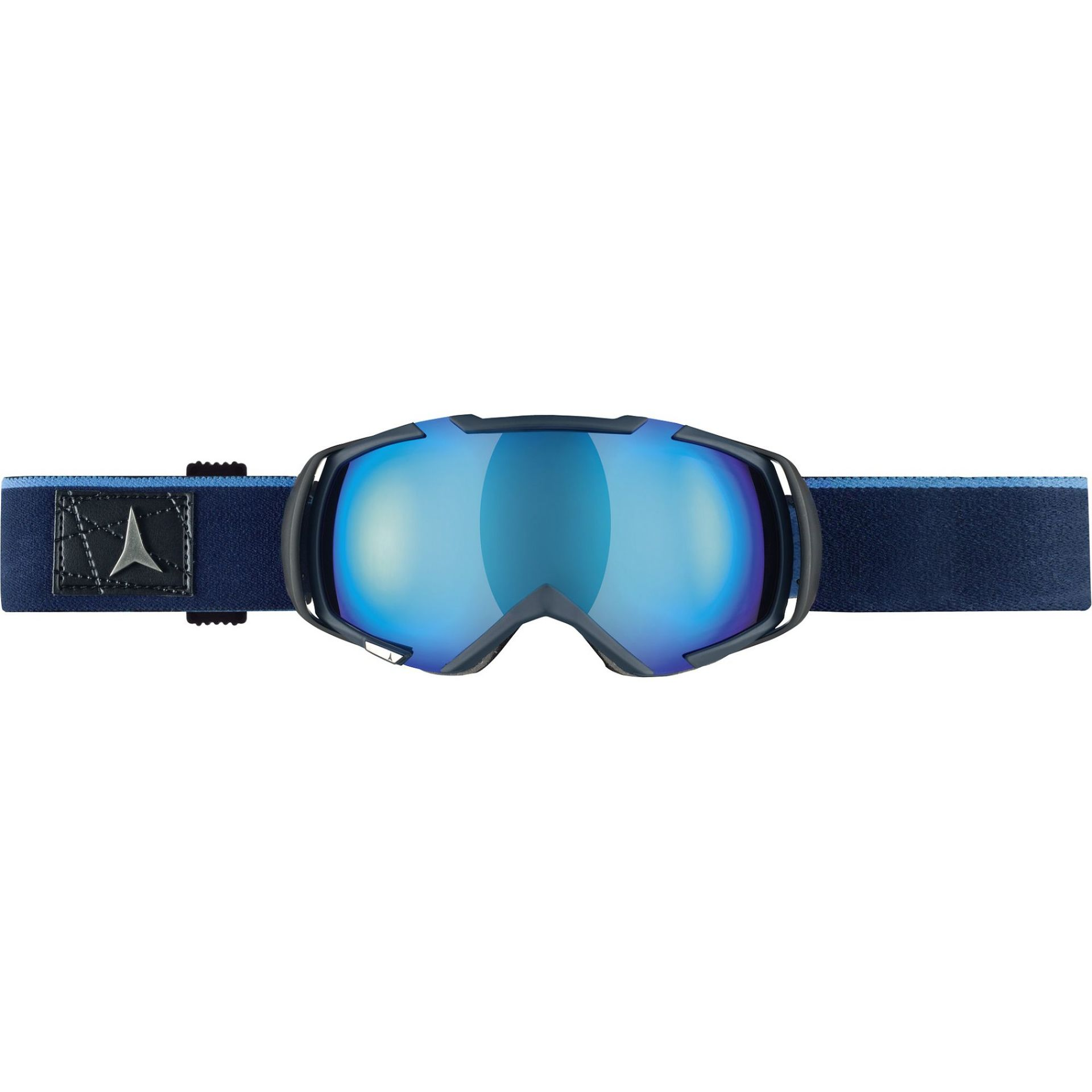 GOGLE ATOMIC REVEL 3 M  DARK BLUE|BLUE