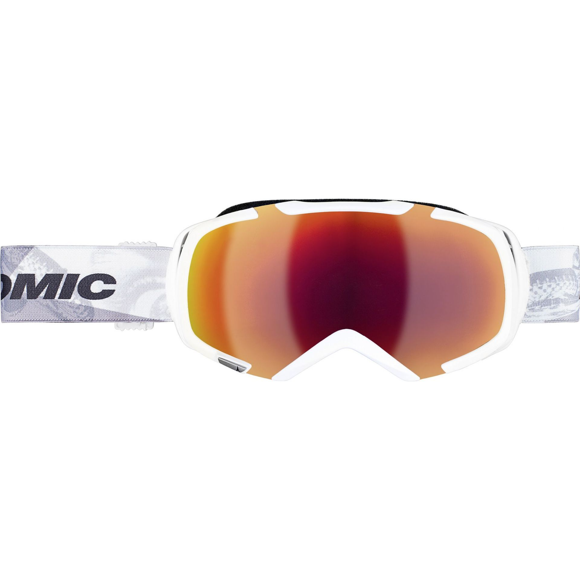 GOGLE ATOMIC REVEL 3 M MARCEL  WHITE|RED