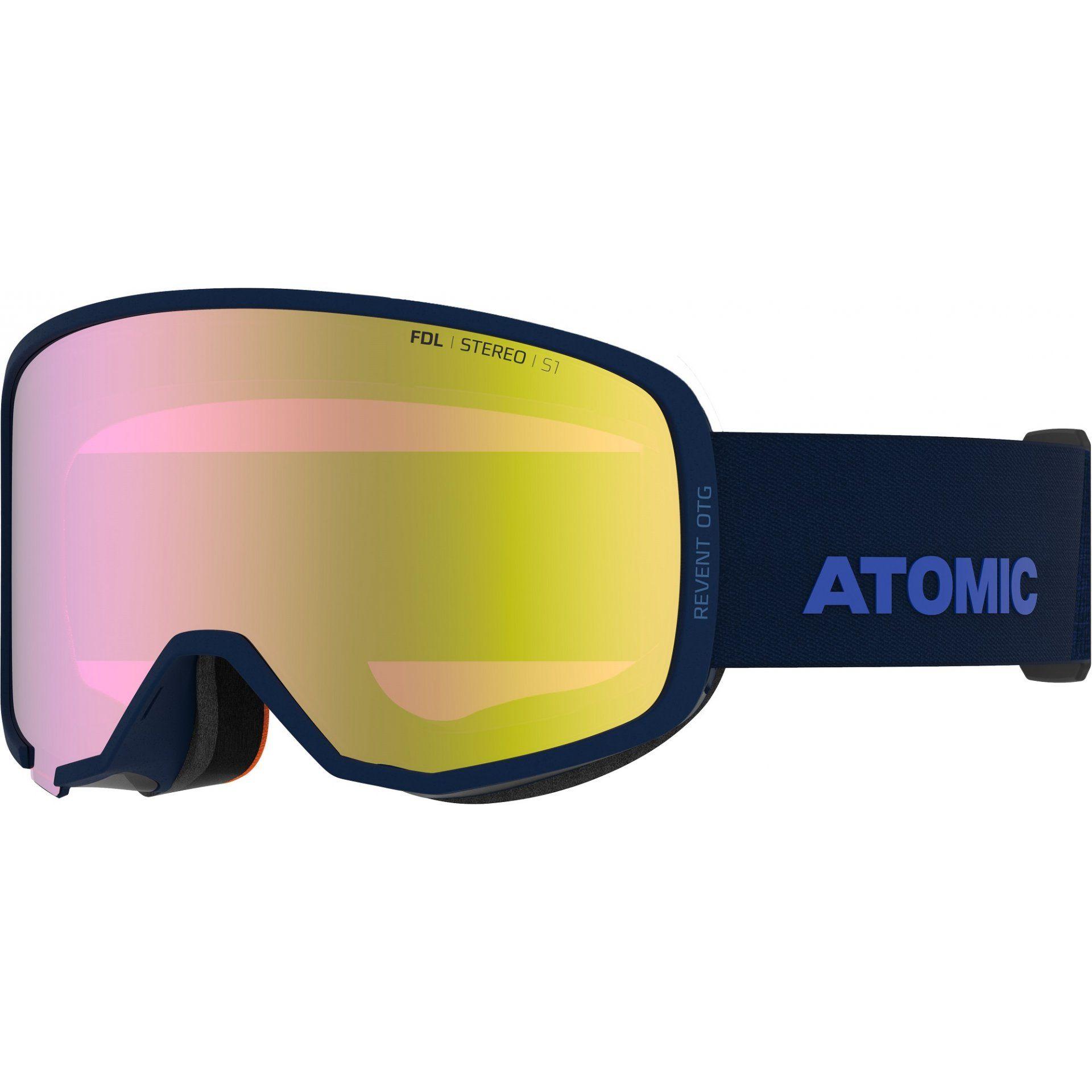GOGLE ATOMIC REVENT STEREO OTG BLUE AN5106084