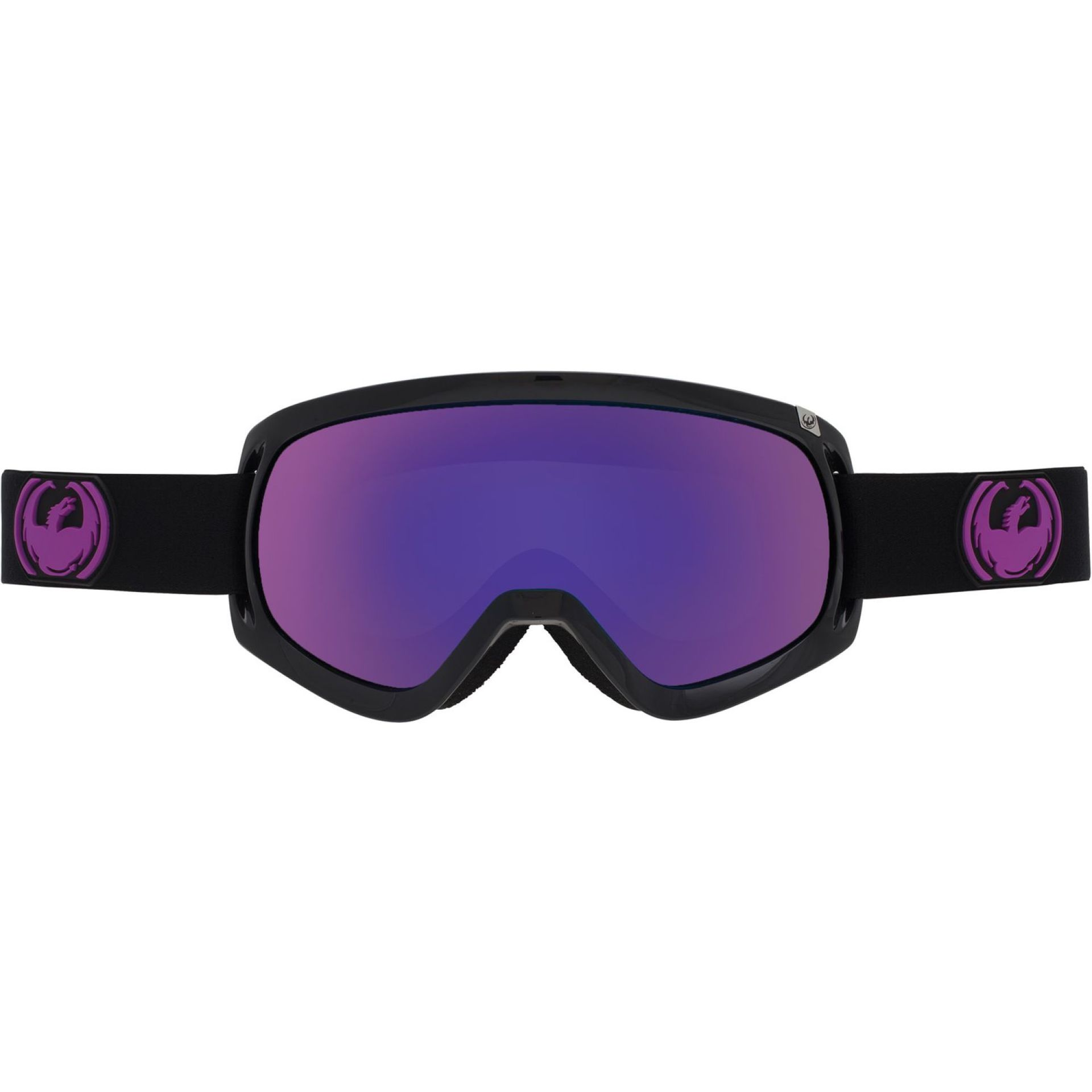 GOGLE DRAGON D3 JET PURPLE ION