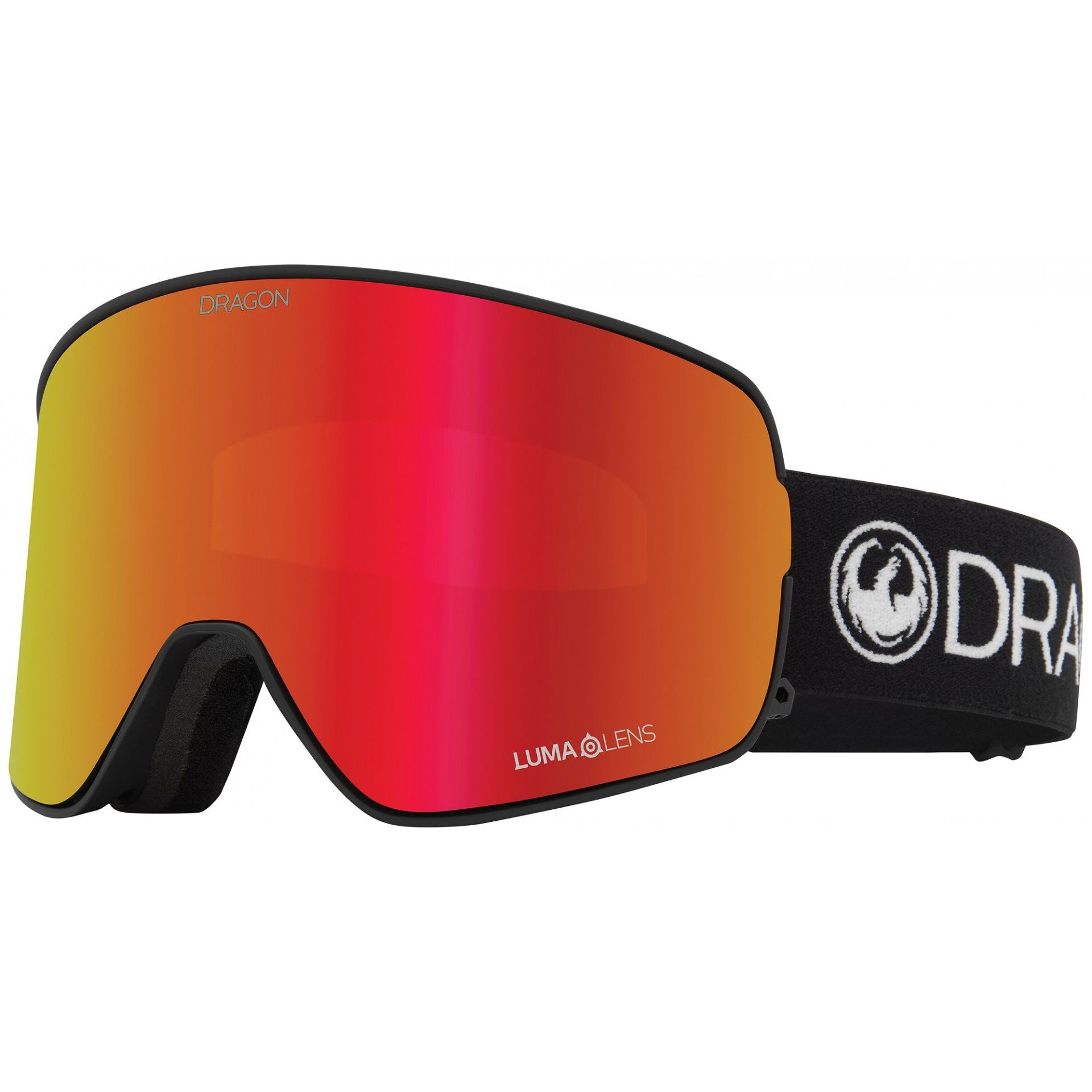 GOGLE DRAGON NFX2 COMP RED ION