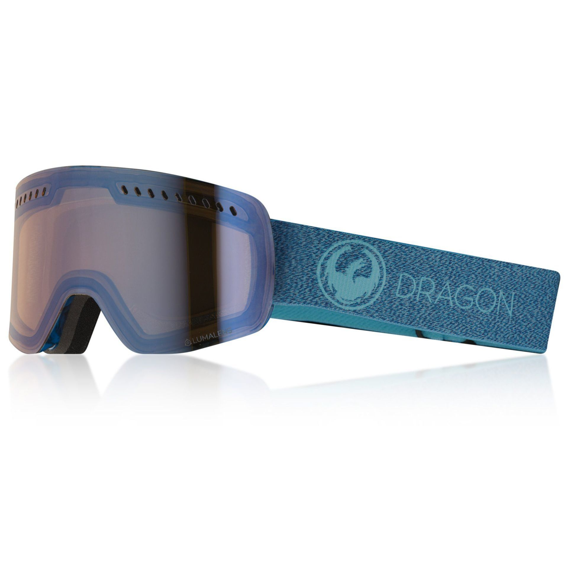 GOGLE DRAGON NFXS MILL|FLASH BLUE