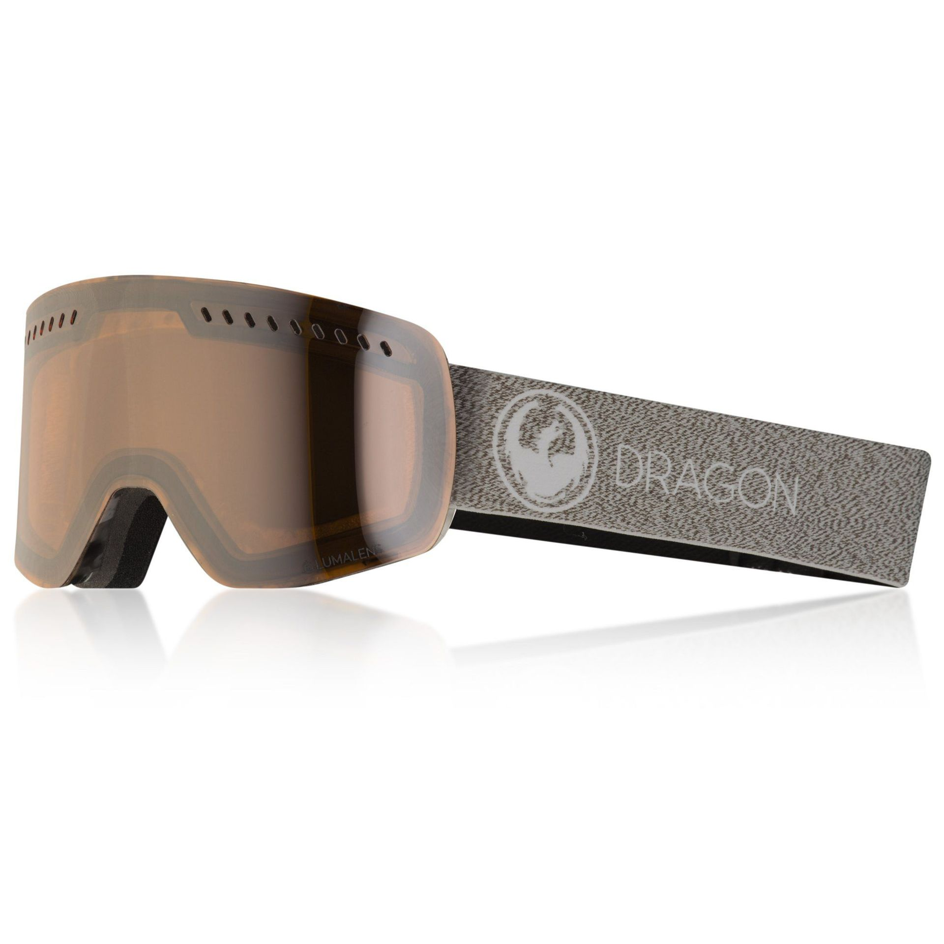 GOGLE DRAGON NFXS MILL|SILVER ION