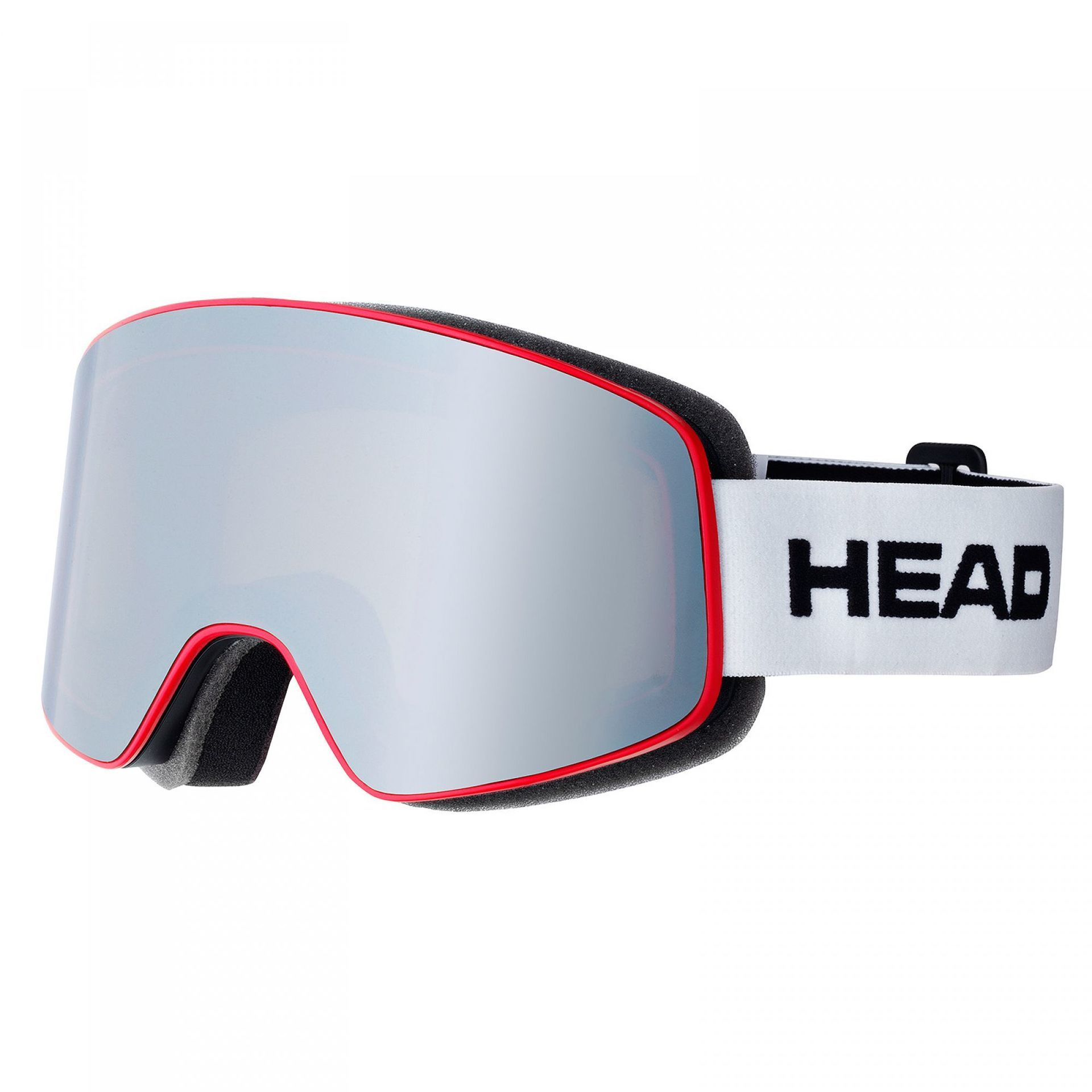 GOGLE HEAD HORIZON FMR WHITE RED